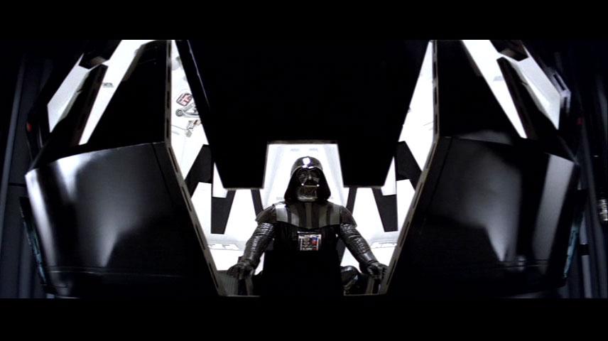 Darth Vader reviews The Desolation of Smaug | Snarglebarf Necromancer Hobbit Desolation Of Smaug