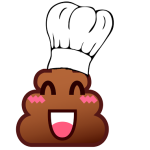 Shit Chef 2015 contribution. Logo design: Stephanie Bryant.